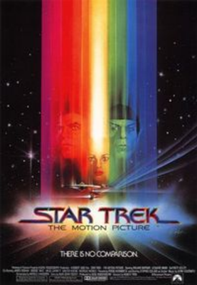 Star Trek: The Motion Picture - Poster