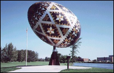 Brian M. Brown image of Easter Egg